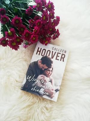 """#6 Colleen Hoover """"Wszystkie nasze obietnice"""""""