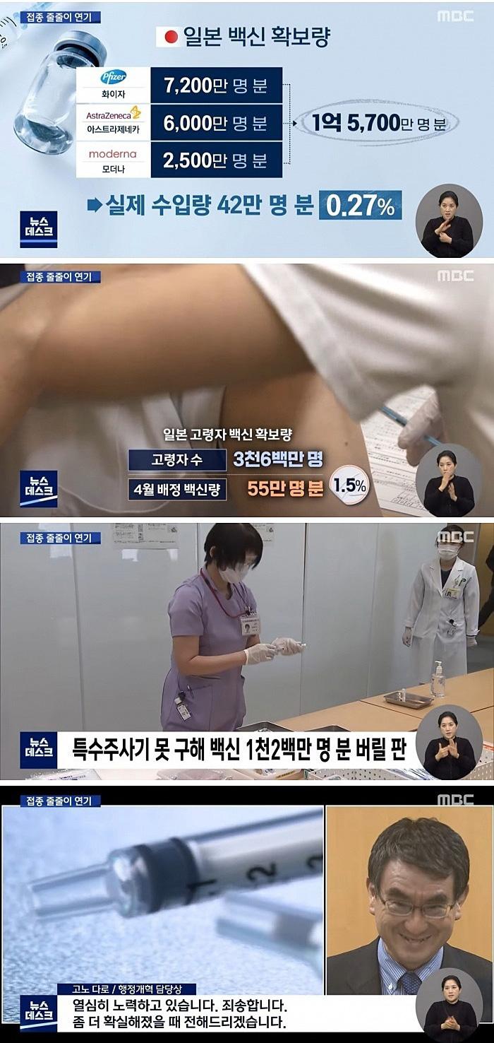 [유머] 일본 백신 대작전 신의 한 수 -  와이드섬