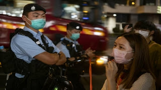 China to implement new security law for Hong Kong, as city control has been strengthened