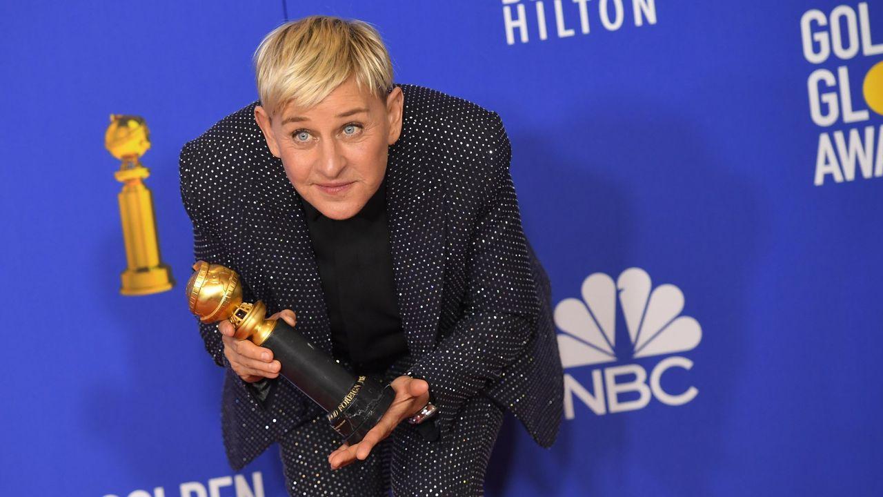 El maltrato de Ellen DeGeneres la lleva a abandonar su show