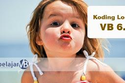 Tutorial Membuat Koding Logout Program Aplikasi Penjualan VB 6.0 - Part6