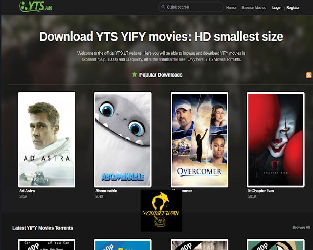 موقع Yst.am لمشاهدة الاقلام والمسلسلات والبرامج التلفزيونية