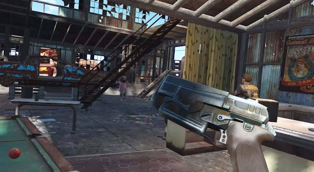 تحميل لعبة fallout 4