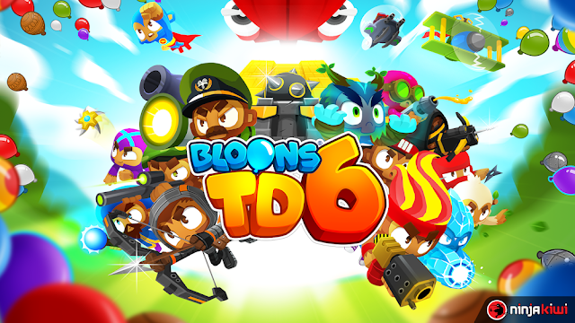 bloons td6 mod apk features