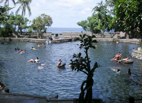 Kolam Alami Air Sanih