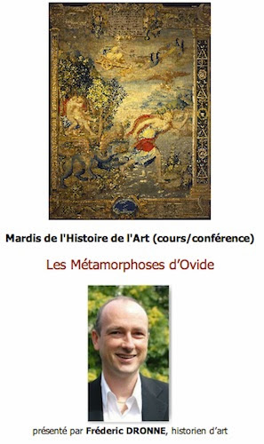 Frédéric Dronne à la médiathèque de Suresnes