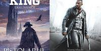 "Castiga o carte ""Pistolarul (Seria Turnul intunecat)"", de Stephen King si o invitatie dubla la filmul ""The Dark Tower"""