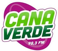 Rádio Cana Verde FM 98,3 de Siqueira Campos PR