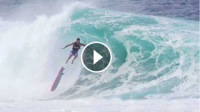 Who is JOB 5 0 - Catch Surf Catch Cracks Keiki Pro Contest - Ep 2