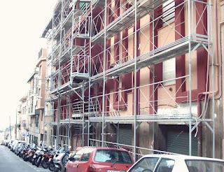 Reparación de muros verticales. Profesionales en Zaragoza