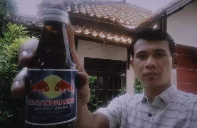 Kratingdaeng Red Bull minuman energi penambah stamina dan daya tahan tubuh