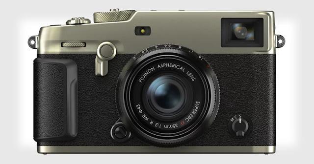 Fujifilm presenta X-Pro3: la mirrorless dal cuore analogico