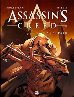 Assassin´s Creed #5 - El Cakr