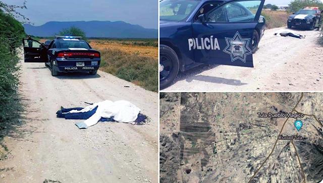 "Masacran a Federal que persiguió un ""CÁMARO NEGRO"" en brecha de Tamaulipas"