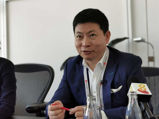 Huawei CEO confirms P40 lineup availability won't be affected by COVID-19 outbreak.