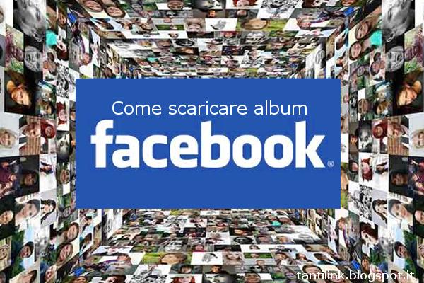 scaricare gratis da Facebook