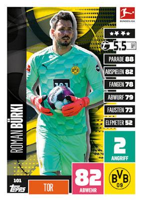 fan Big card Edition b721 fútbol National jugador dfb Aaron hunt