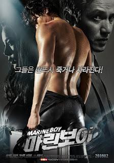Korean Film Club: Marine Boy (2009)