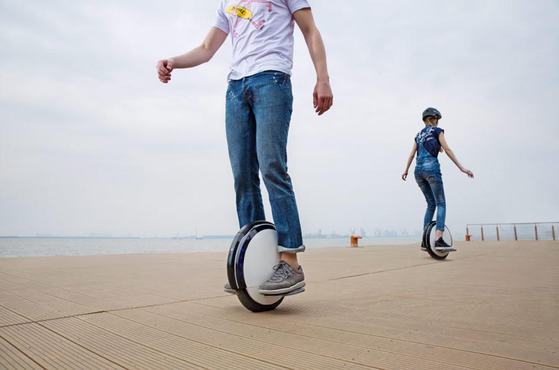 ¿El monociclo eléctrico como FUNCIONA?
