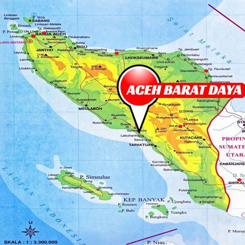 Kode Pos Kabupaten Aceh Barat Daya Blangpidie Kode Pos Indonesia