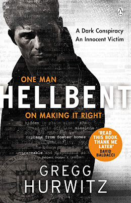 Hellbent by Gregg Hurwitz book cover