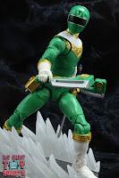 Power Rangers Lightning Collection Zeo Green Ranger 35