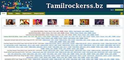 Tamilrockerss.bz-Free HD Movies and TV Series Online