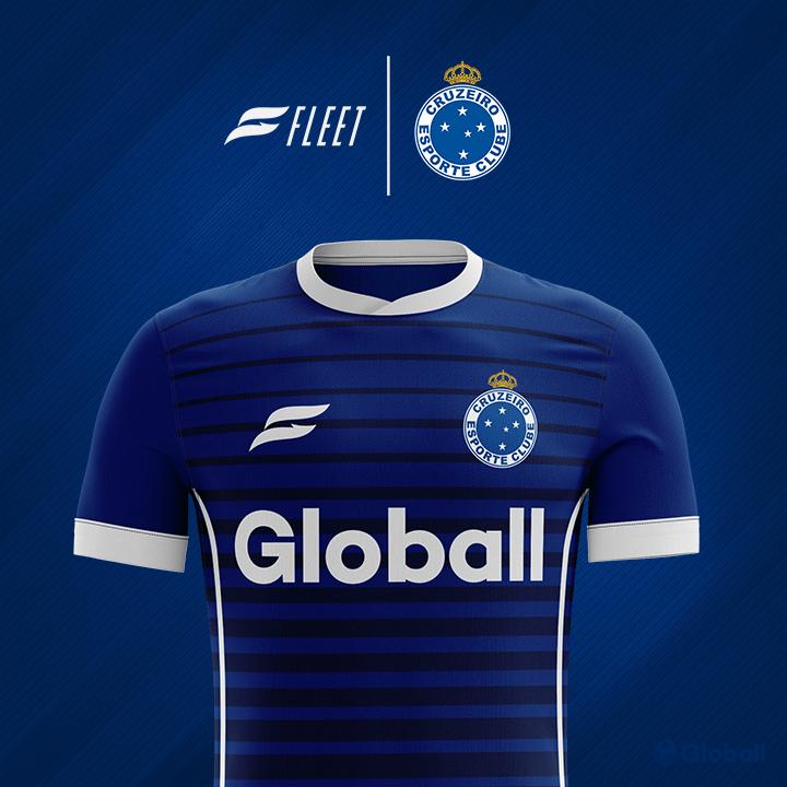 70d99f4819 E se fosse assim - Cruzeiro Esporte Clube (MG) - Show de Camisas