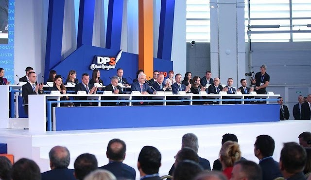 Vanredni kongres DPS-a do polovine decembra