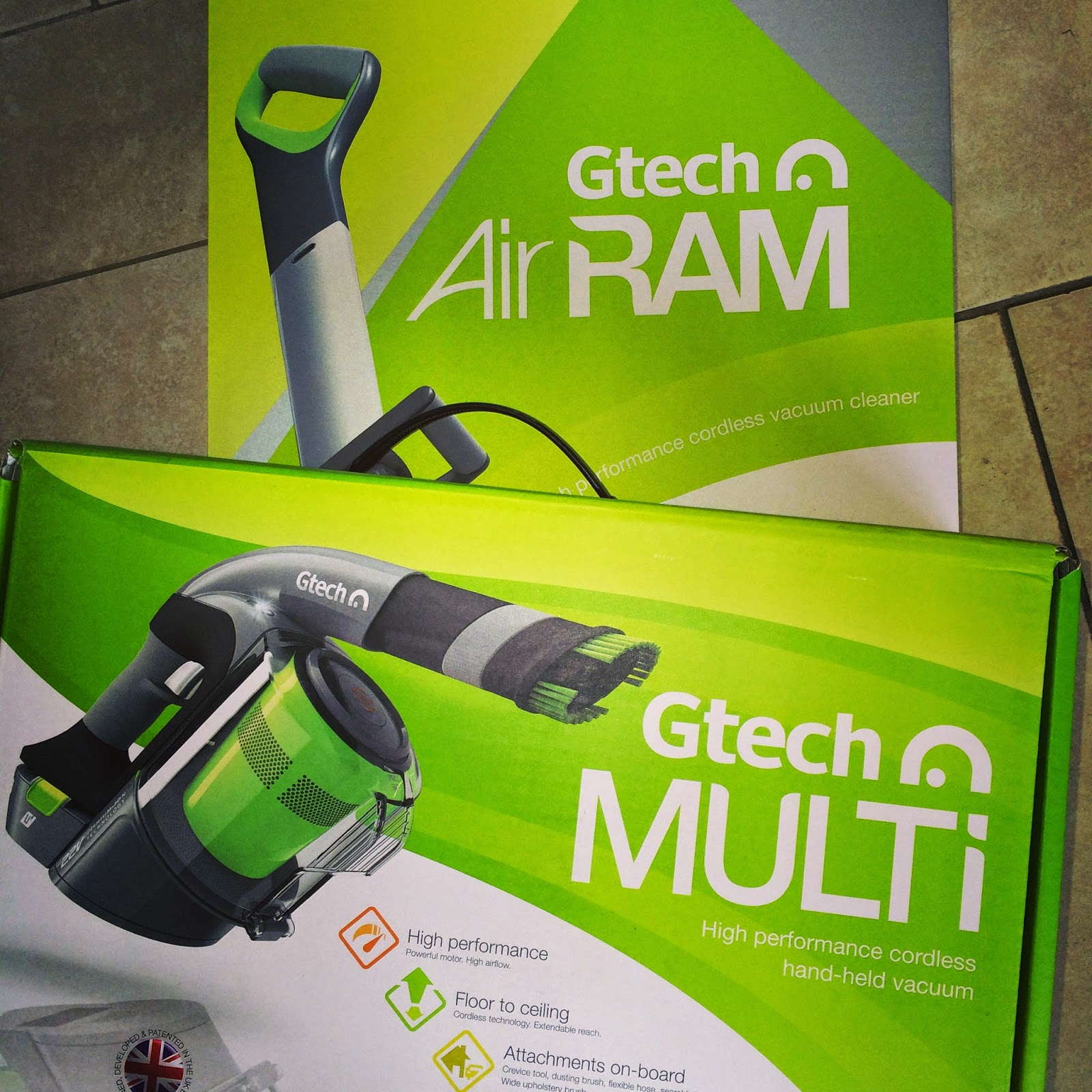 18746c808ab No More Wires with the GTech Air Ram K9   Multi Vacuum Cleaners  REVIEW