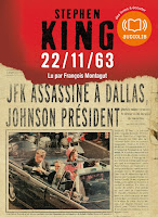 Stephen King 22/11/63 Albin Michel audiolib