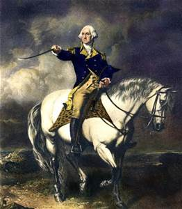Major General and President George Washington