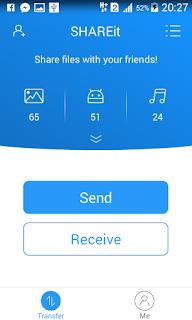 Shareit: The fastest app to transfer files- Apk Center
