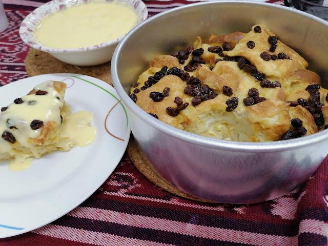 Penyediaan Hidangan Hari Raya Yang Sihat Dengan Menggunakan California Raisins