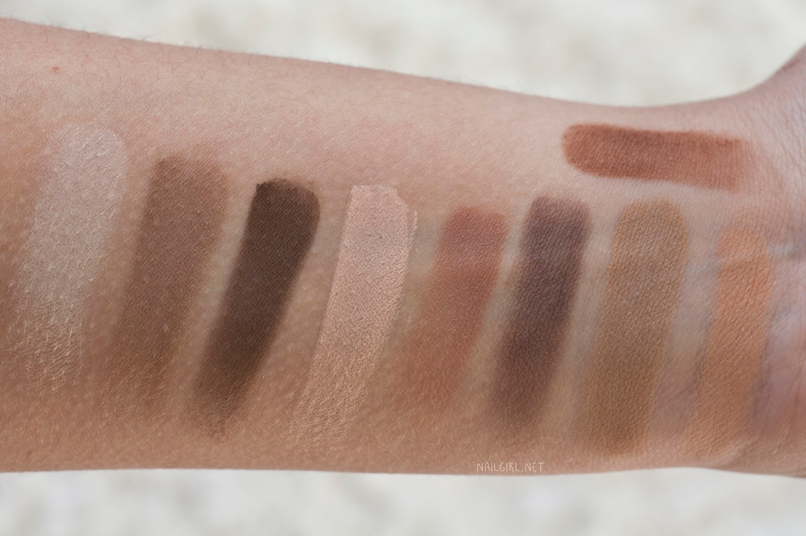 Natural Matte Eyes Eye Shadow Palette by Too Faced #7