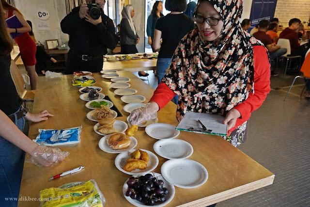 SMRter Snacker Workshop : Belajar Makan Snek Secara Berhemah