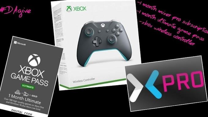 Sorteio de Duas Assinaturas + Controle Xbox!