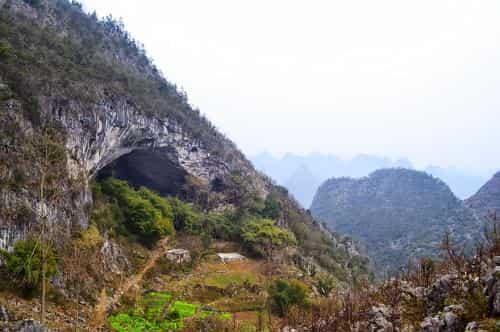 zhongdong: Το χωριό μέσα σε σπηλλιά