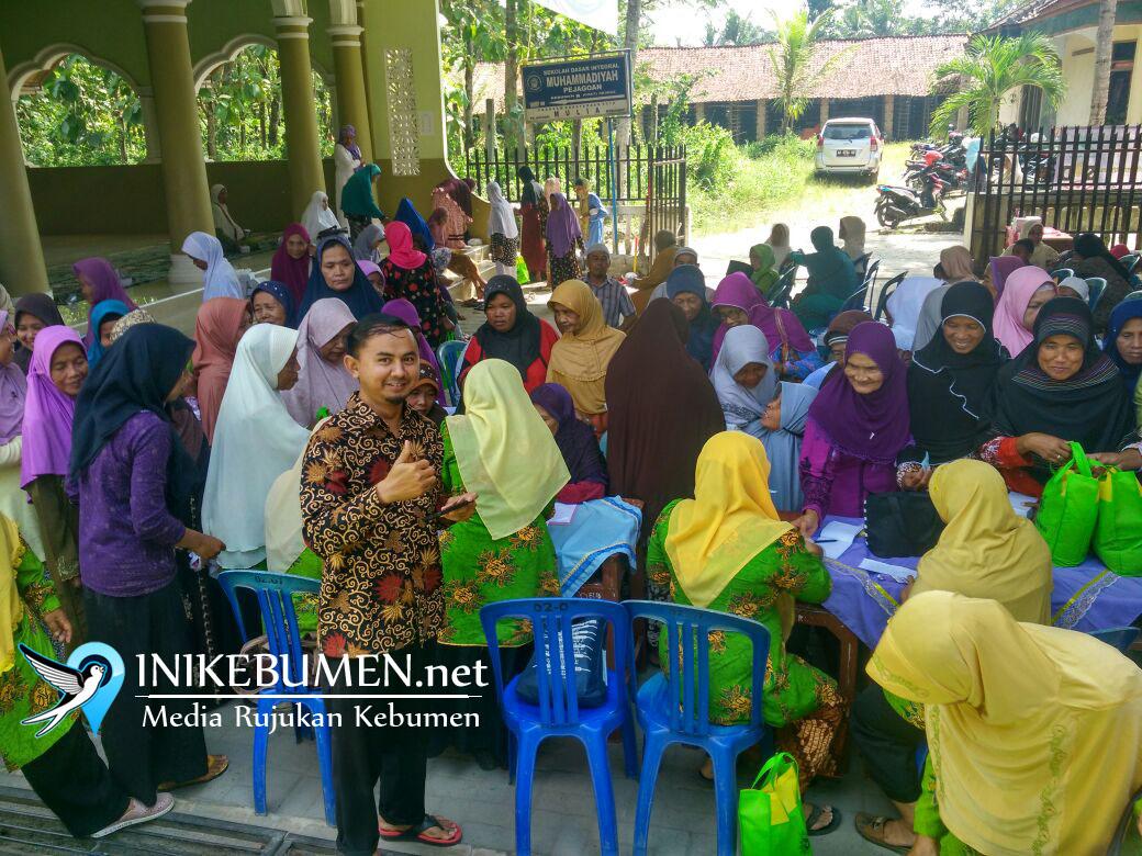Jelang Ramadan, Muhammadiyah Pejagoan Gelar Pengobatan Gratis