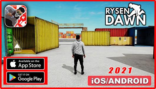 تحميل لعبة الباركور Rysen dawn للاندرويد مع Mod Apk من ميديافير