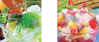 Recipes Make Ice Mixed Bird's Nest which