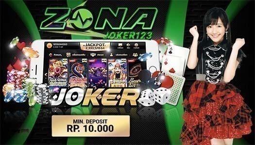 Situs Agen Slot Joker123 Online Deposit Termurah