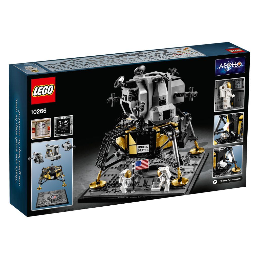 AnJ's Brick Blog: Lego Creator Expert NASA Apollo 11 Lunar