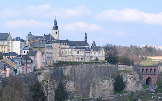 Transfer from Charleroi Airport to Luxembourg