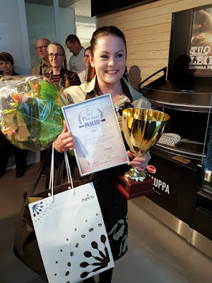 Presso Paakari 2017 voittaja