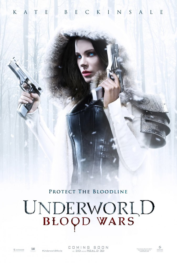 Underworld Blood Wars (2016) - Movie Trailer and Review