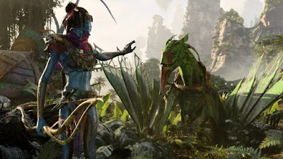 The first trailer for Avatar: Frontiers of Pandora. The release will take place in 2022