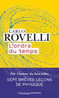 L'ordre du temps - Carlo Rovelli