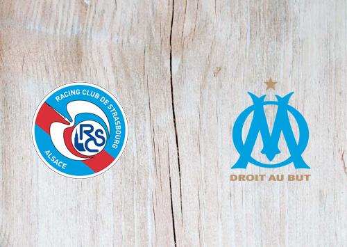 Strasbourg vs Olympique Marseille -Highlights 06 November 2020