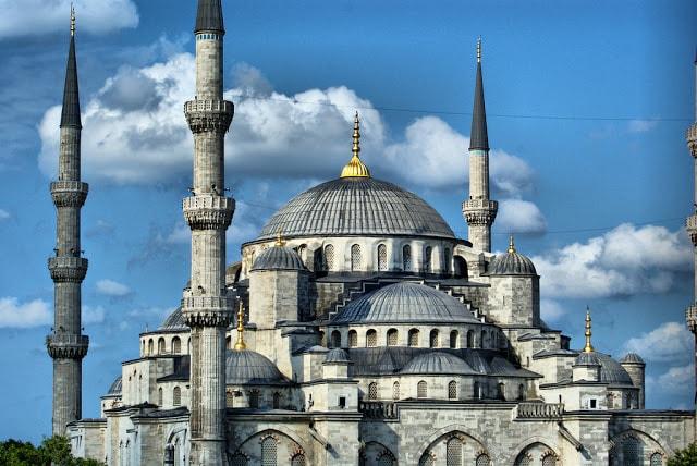 مسجد السلطان أحمد